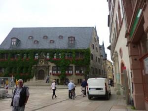 Quedlinburger Rathaus
